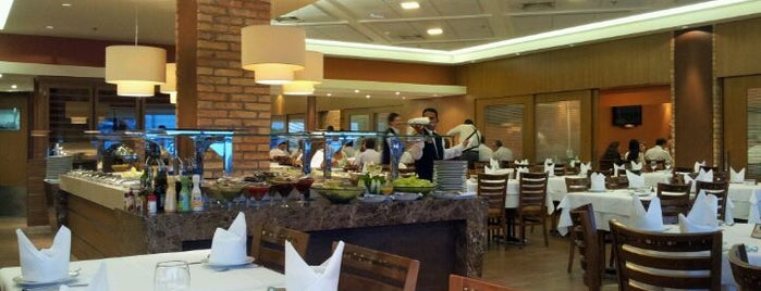 Churrascaria Montana Grill is one of Restaurantes.