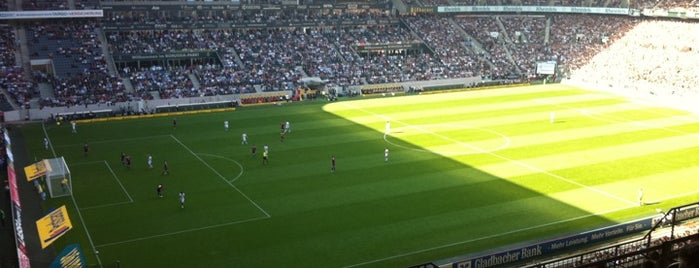 Borussia-Park is one of Soccer Stadiums.