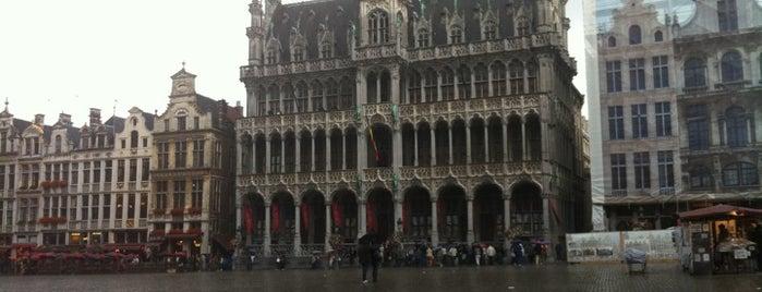 Museum van de Stad Brussel / Musée de la Ville de Bruxelles is one of Bruxelles.