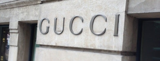 Gucci is one of İstanbul Shopping.