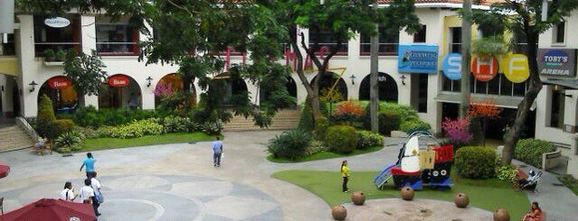 Alabang Town Center (ATC) is one of All-time favorites in Philippines.
