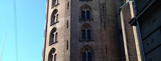 Круглая башня is one of Copenhagen (attractions).