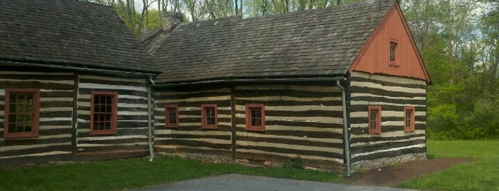 Daniel Boone Homestead is one of Historic Sites in Southeastern PA.