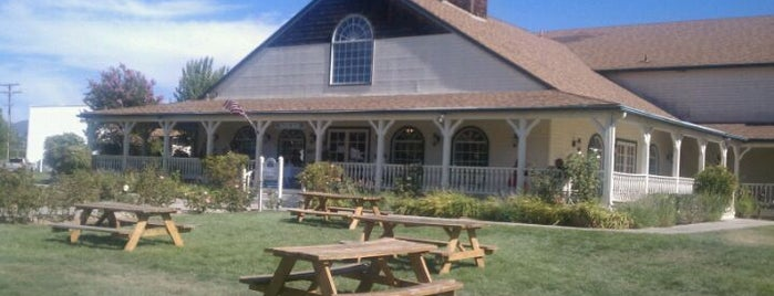Maurice Car'rie Winery is one of So Cal Wineries.