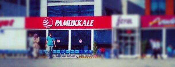 Pamukkale Turizm Dudullu Hareket Merkezi is one of สถานที่ที่ Hakan ถูกใจ.