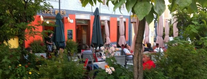 Café Meier is one of Café.