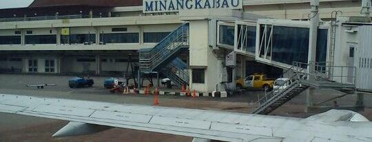 미낭카바우 국제공항 (PDG) is one of Part 1~International Airports....