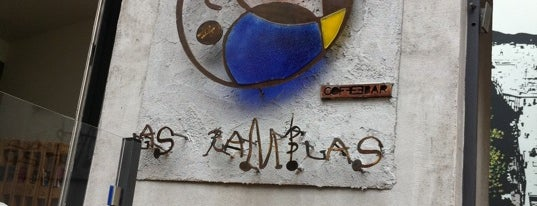 Las Ramblas is one of Katerina 님이 좋아한 장소.