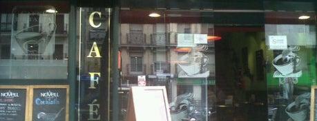 Q Café is one of Cafeterías de Madrid.