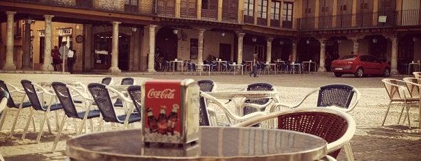 Plaza mayor is one of Posti che sono piaciuti a Christian.