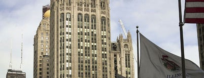 Chicago Tribune is one of Historic Route 66.