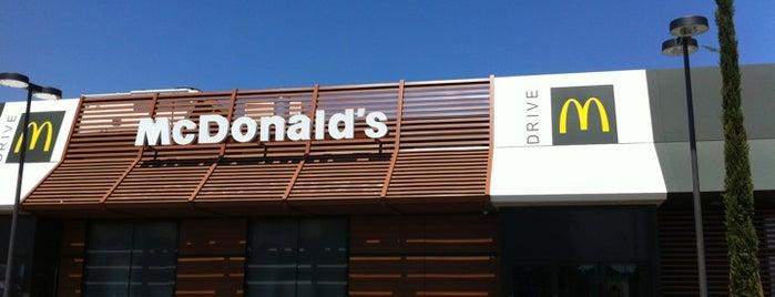 McDonald's is one of Posti che sono piaciuti a Andrea.