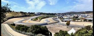 WeatherTech Raceway Laguna Seca is one of MotoGP Circuits ( Racetracks ).