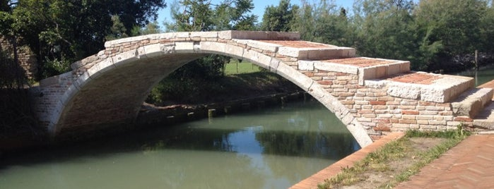 Isola di Torcello is one of Venice.