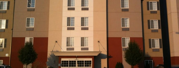 Candlewood Suites Cape Girardeau is one of Hotels.