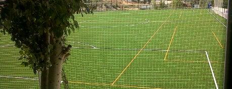 Campo de futbol de  Doña Mencia is one of Turismo Doña Mencia.