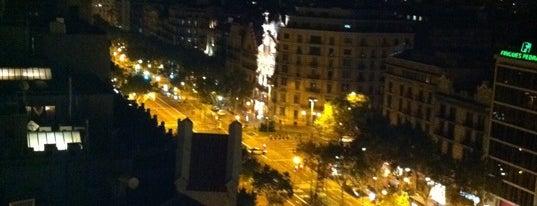 La Dolce Vitae - Terrassa del Majestic is one of Mejores Terrazas en Barcelona.