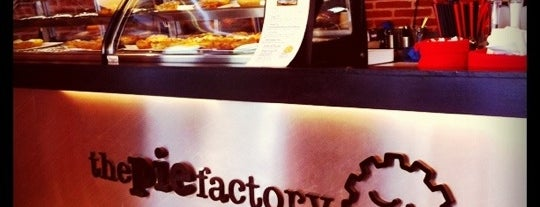 The Pie Factory is one of Posti salvati di Spencer.