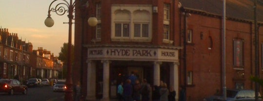 Hyde Park Picture House is one of Tempat yang Disukai Rich.