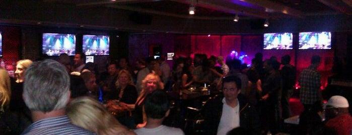 21 Bar @ Dusk is one of Caesars Atlantic City.