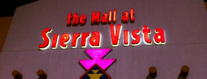 The Mall at Sierra Vista is one of Arizona.