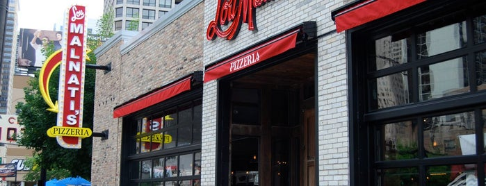 Lou Malnati's Pizzeria is one of Must-visit Food in Chicago.