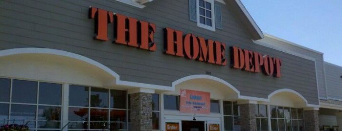 The Home Depot is one of Lugares favoritos de Tanya.