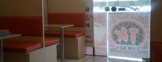 TK Fast Food is one of Cilene Angélica : понравившиеся места.
