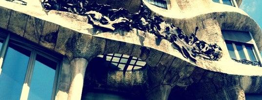 La Pedrera (Casa Milà) is one of BCN musts!.