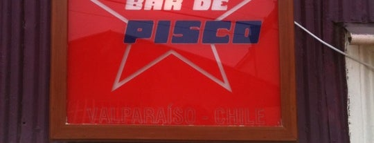 Bar de Pisco is one of Lugares guardados de Pame.