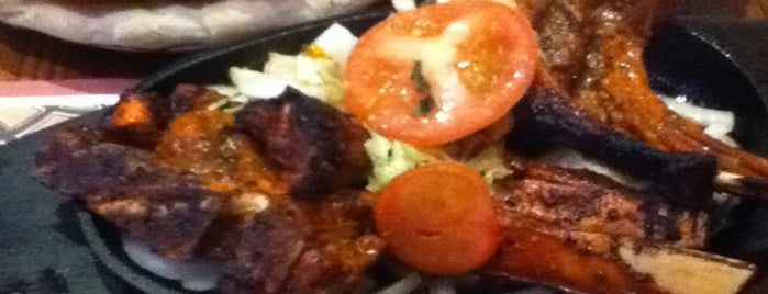Tayyabs is one of Favorite London (Notion).