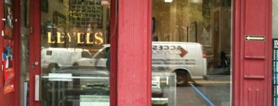 Levels Barbershop is one of Hair.