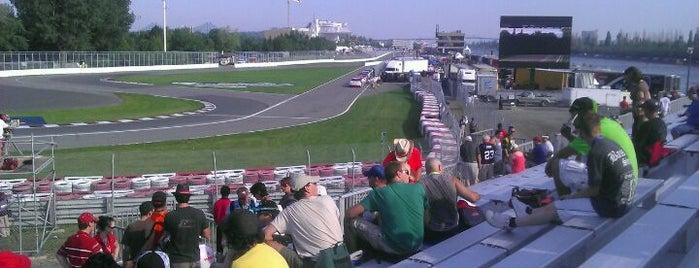 Circuit Gilles-Villeneuve is one of 2012 Formula 1™ racing circuits essentials.