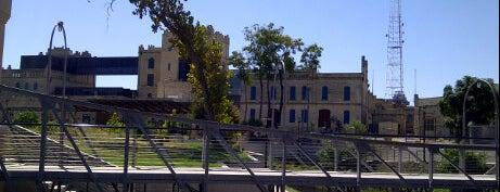 Museum Reach River Walk Trail is one of San Antonio - Get Full. Have Fun. #visitUS #4sq.