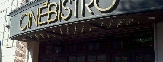 CinéBistro at Stony Point Fashion Park is one of Tyraさんの保存済みスポット.