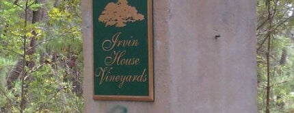 Irvin House Vineyards is one of Best Places to Check out in United States Pt 1.