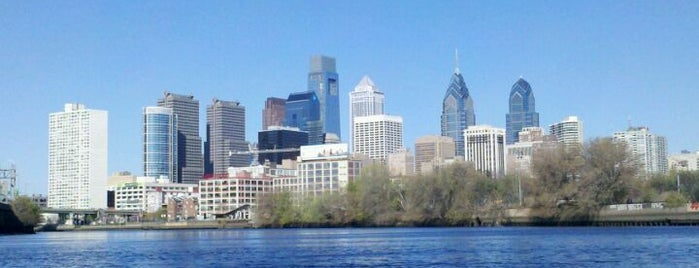 Schuylkill River is one of Philadelphia, PA.