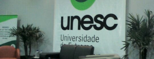 Universidade do Extremo Sul Catarinense - UNESC is one of Locais curtidos por 🌸 Tatiana.