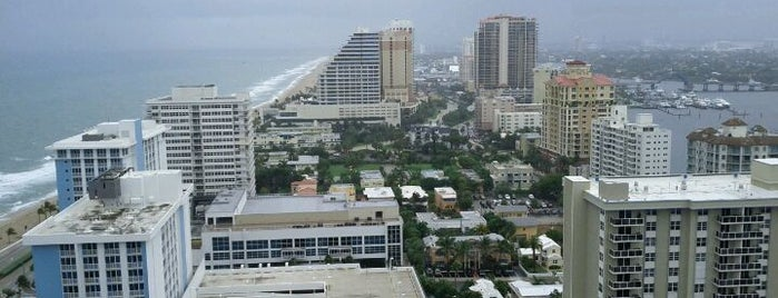 W Fort Lauderdale is one of New Times' Best Of Broward-Palm Beach 10X.