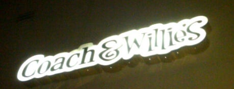 Coach & Willie's is one of Food in PHX.