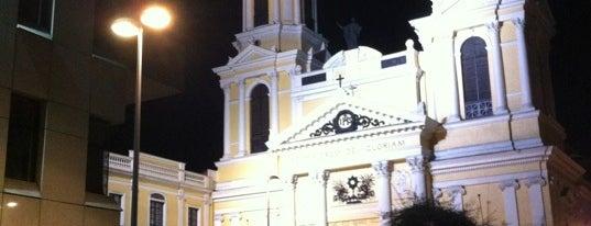 Iglesia San Ignacio de Loyola is one of Lugares, plazas y barrios de Santiago de Chile.