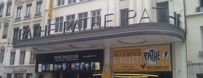 Pathé Bellecour is one of Nastasya : понравившиеся места.