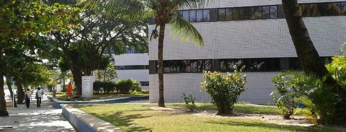 Unit - Universidade Tiradentes is one of Tempat yang Disukai Flavio.