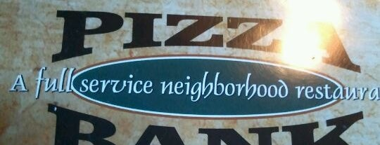 Pizza Bank is one of Italian.