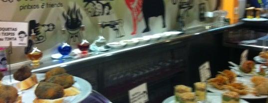 Bar Irrintzi is one of Los mejores pintxos de Bilbao.