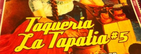 La Tapatia is one of Lugares favoritos de Andres.