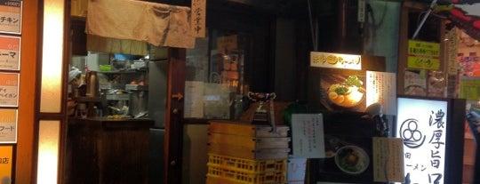 Kanda Ramen Waizu is one of Locais salvos de Naoto.