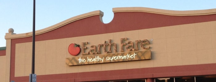 Earth Fare is one of Asheville!!.