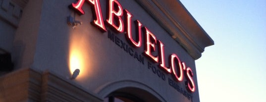 Abuelo's Mexican Restaurant is one of Marty mar always love and thanks.