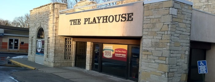 Des Moines Playhouse is one of museums, theatres, et cetera.